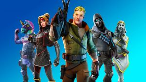 Connecting Founders and Investors through Fortnite.
