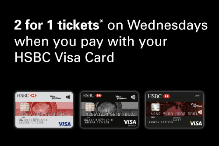 HSBC Claims Wednesdays With An Exclusive Rewards Offer