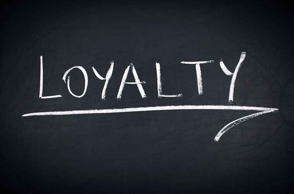 Invest in your loyalty education.