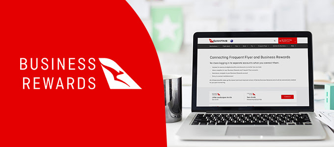 Qantas Frequent Flyer Connects Consumer And Business Rewards Accounts