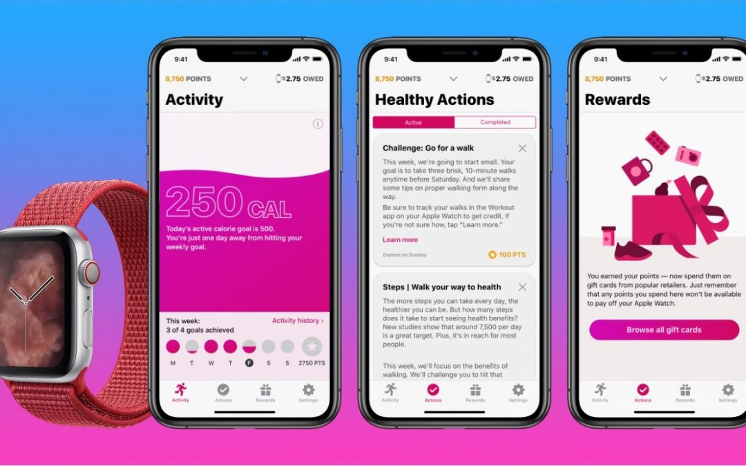 Apple running deeper into our daily lives with the Aetna health app