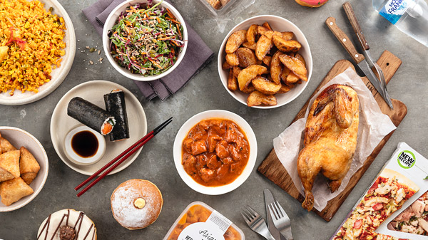 Coles partners with Uber Eats to deliver new ready-to-eat menu