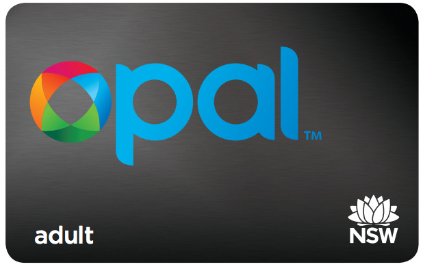 Opal Card Rewards has launched . . .