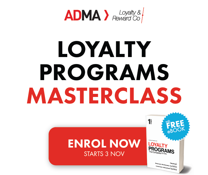 Join us for the Loyalty Programs Masterclass
