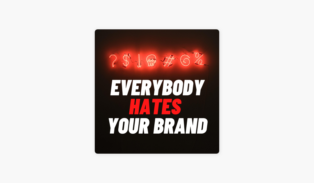 Loyalty programs with Philip Shelper – An interview on Everybody Hates Your Brand podcast
