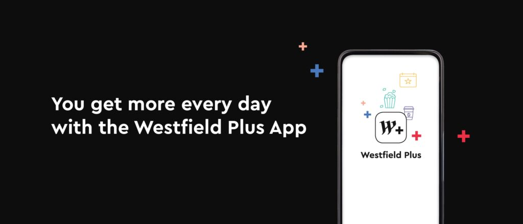 Westfield Plus: just another app taking up smart phone real estate.