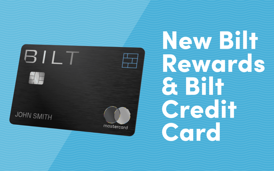 Bilt Rewards – a way to earn points on your rental payments.